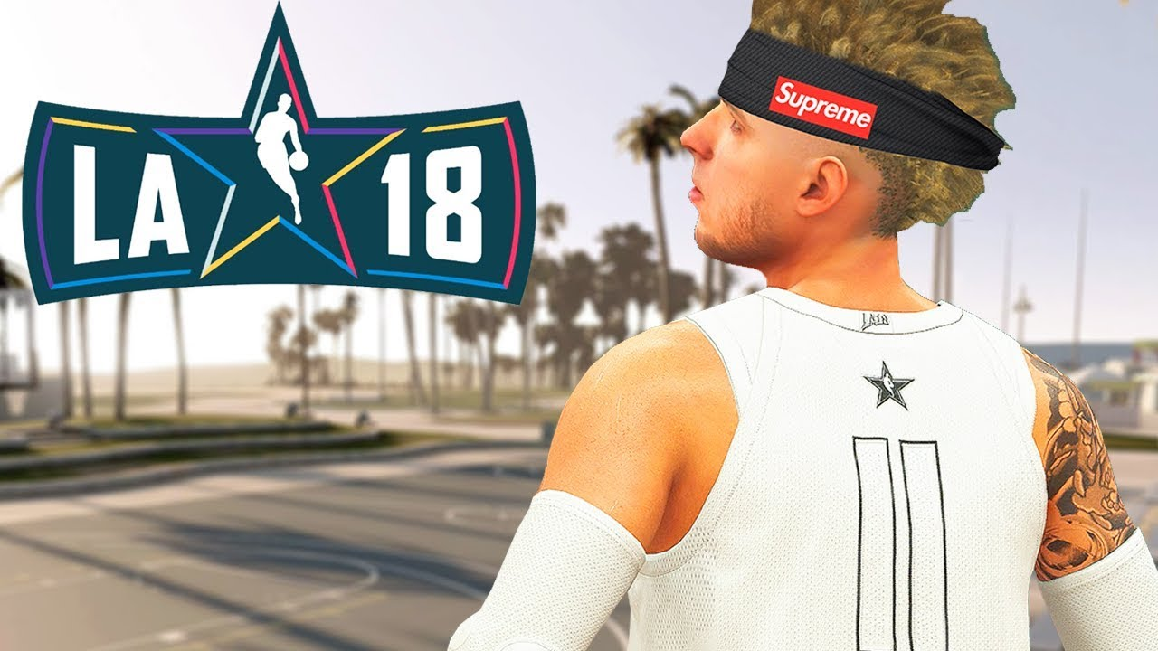 NBA 2k18 My Career - All Star Game Ep.33