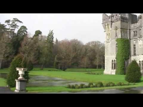 Ashford Castle in County Mayo, Cong, Ireland