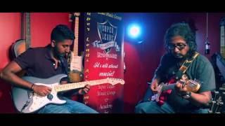 Download Hindi Video Songs - Rangu rangu - Live Guitar Instrumental by Neerajan ft. Kumaran