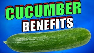 13 Health Benefits of Cucumber You Must Know