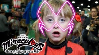 Miraculous Ladybug -  Lindalee | Comic Con | Teaser | Tales of Ladybug and Cat Noir