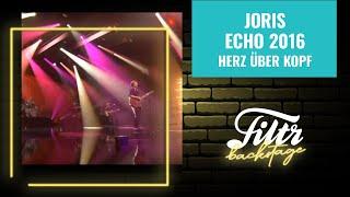 Joris beim Echo 2016 - Herz über Kopf