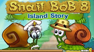 Snail Bob 8: Island Story Level 11-20 Walkthrough