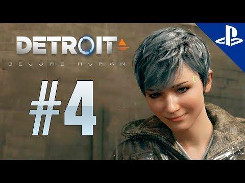 Jericho : La ciudad de los Androides | Detroit: Become Human Let's Play #4 en Español