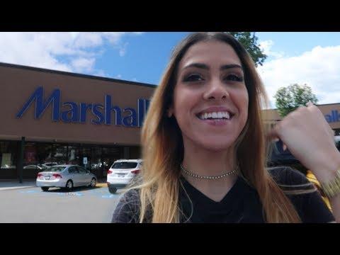 Marshalls Sells Jordans?! T.j. Maxx, Marshalls & Plato's Closet VLOG!