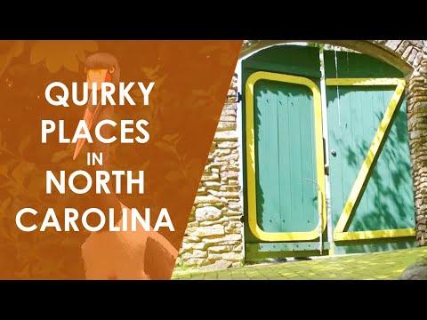 Quirky Places in North Carolina  North Carolina Weekend  UNC-TV