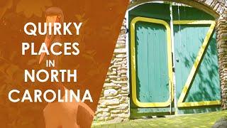 Baixar Quirky Places in North Carolina   North Carolina Weekend   UNC-TV