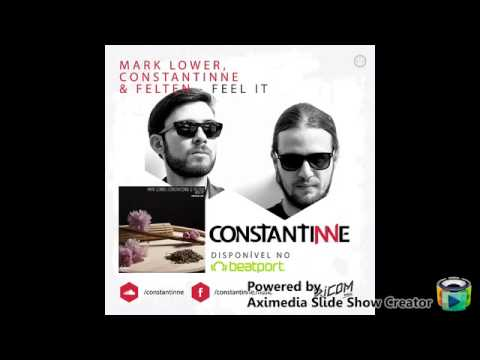 Constantinne & Mark Lower - Feel It.