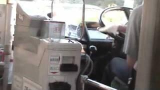 全手動トランスミッション車健在@奈良交通 thumbnail