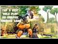Top 5 best Free RPG | Role - Playing Android Game | HD Graphic