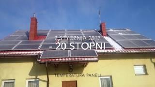 Elektrownia słoneczna odcinek 9 - temperatura