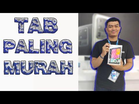 ADVAN Tab 8: Unboxing, Tes Kamera, Tes Speaker, dan Tes Gaming PUBGM!.