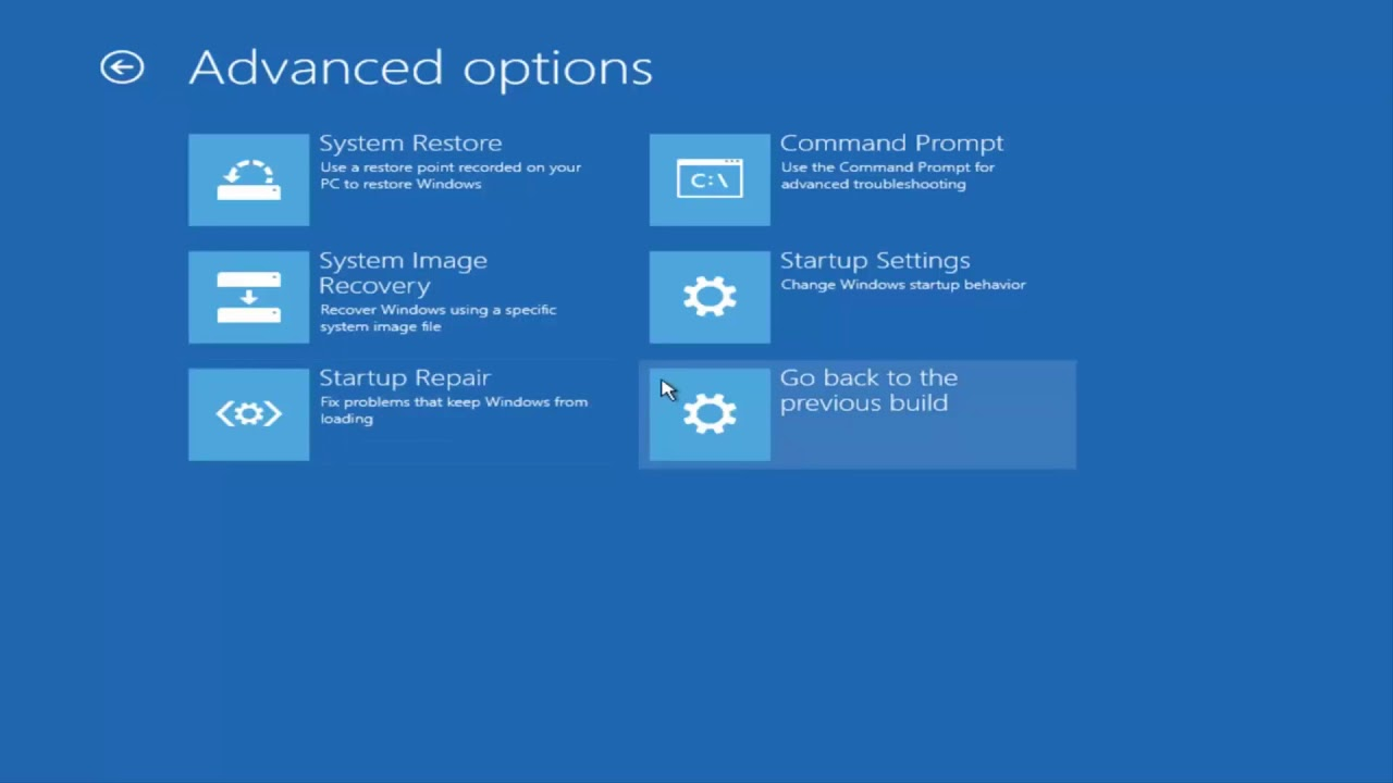 FIX Preparing Automatic Repair Windows 10 Black Screen After Finished