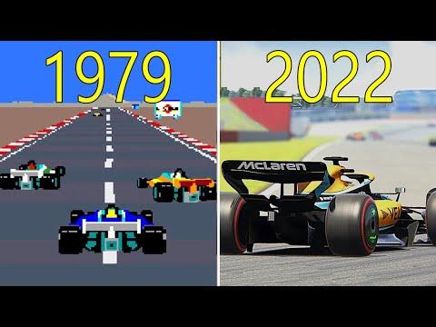 Evolution of F1
