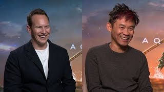Director James Wan And Actor Patrick Wilson On The Challenges Of Filming Aquaman