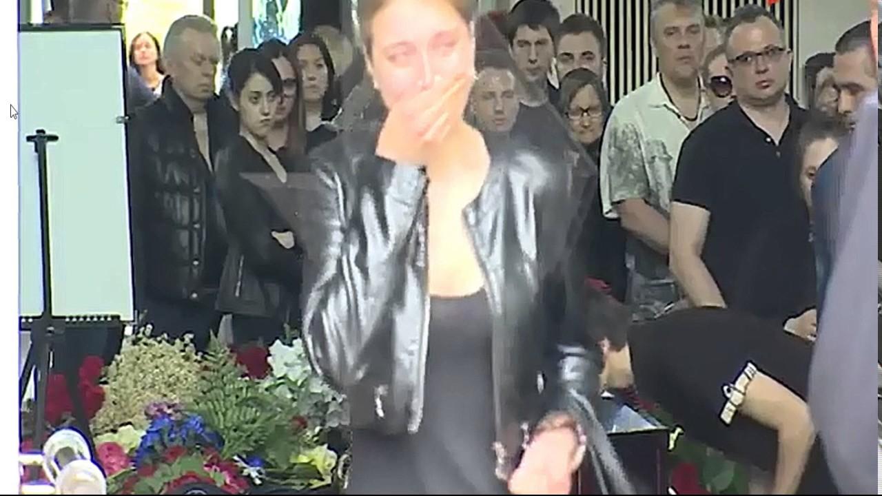 Прощание с олегом яковлевым фото прощания