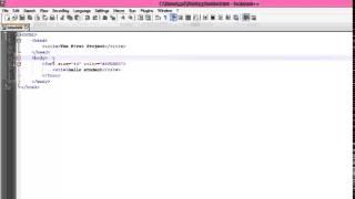 7 - Character Formatting تنسيق المحتوى فى صفحة ال Html