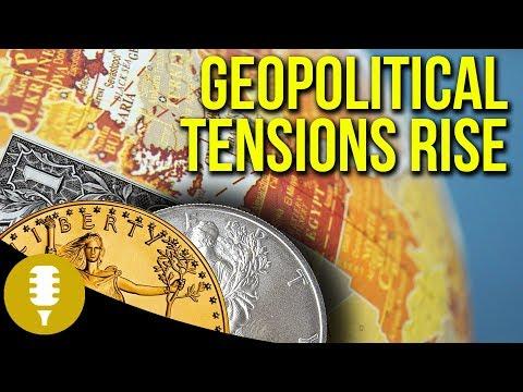 Geopolitical Pressures Push Metals Higher | Golden Rule Radio