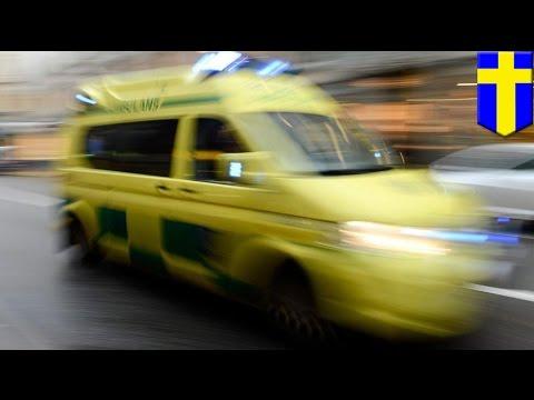 Stockholm ambulances hijack FM radio frequency to send warnings, improve road safety - TomoNews