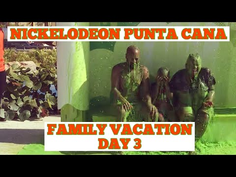 Nickelodeon Resort: Dominican Republic Family Vacation DAY 3