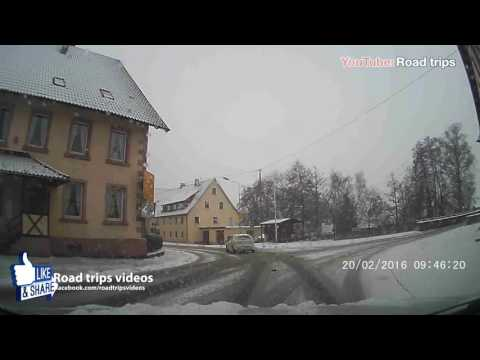 ROAD TRIP: From Tannheim (Germany) to Vaduz (Liechtenstein) 20.02.2016.
