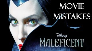 MALEFICENT (MISTAKES) |  10 Biggest Movie MISTAKES You Missed In Disney Films