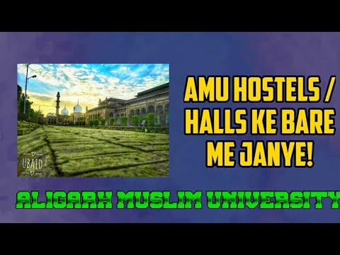Amu Hostels List // Amu Hall's // ALIGARH Muslim University Hostels/all Details Amu Hostels/amu Hall