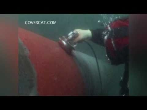Underwater Coating Application