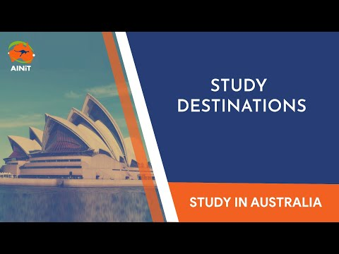 Simple process to study in Australia
