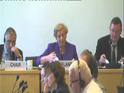 Review of Ireland by the UN Human Rights Committee
