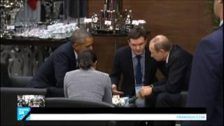 شاهد..مجموعة العشرين: يجب عدم ربط الإرهاب بدين أو جنسية أو عرق