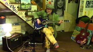 George Harrison - Ballad of Sir Frankie Crisp (Let it Roll) - Acoustic Cover - Danny McEvoy