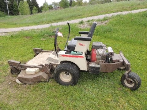 Grasshopper, model 618, zero turn mower | For Sale | Online Auction