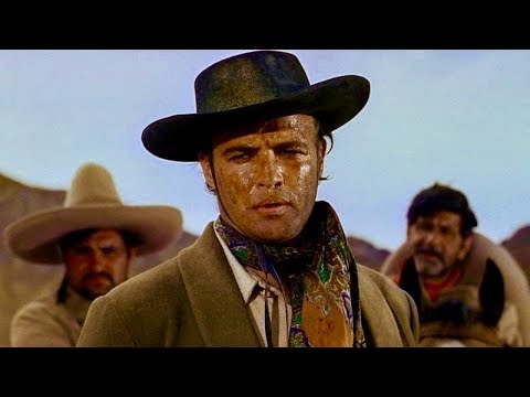One Eyed Jacks: WESTERN MOVIE [Marlon Brando] [Full Length Movie] - ENGLISH