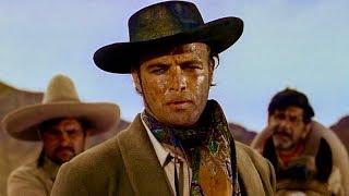 One Eyed Jacks: Western Movie  Marlon Brando   Full Length Movie  - English