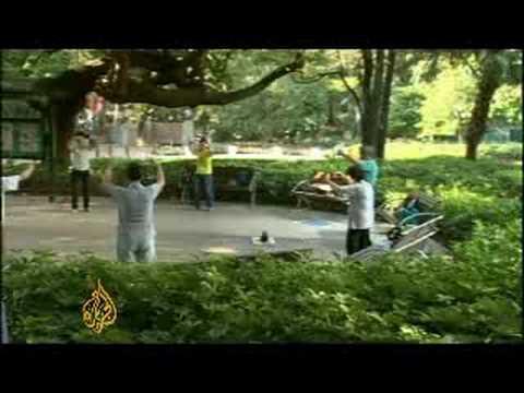 Critics examine China's human rights record - 07 Aug 08