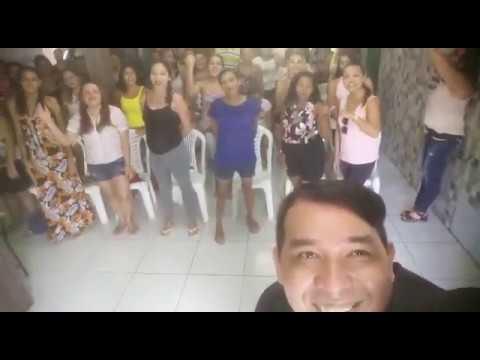 Chamada de Vídeo - Unidade de Várzea Nova (Vereador Gustavo Santos) - Santa Rita/PB.