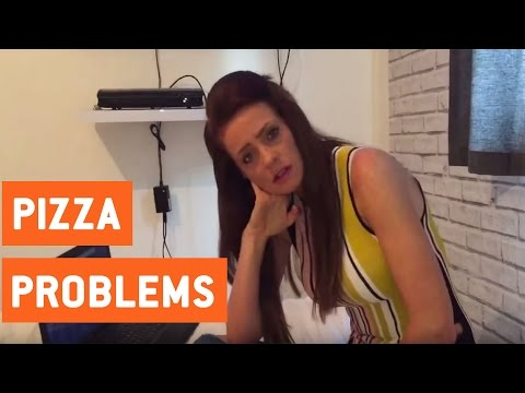 Girlfriend Can't Figure Out Pizza Riddle | Pizza Problems