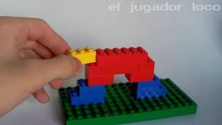 Repeat youtube video Cómo hacer a Super Mario Bros en LEGO