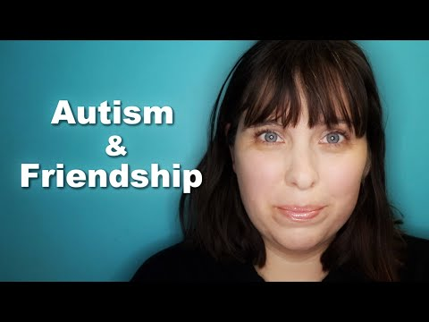 Autism, Girls, and Friendship  My Personal Experience