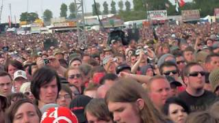 Limp Bizkit - Hotdog @ download festival 2009