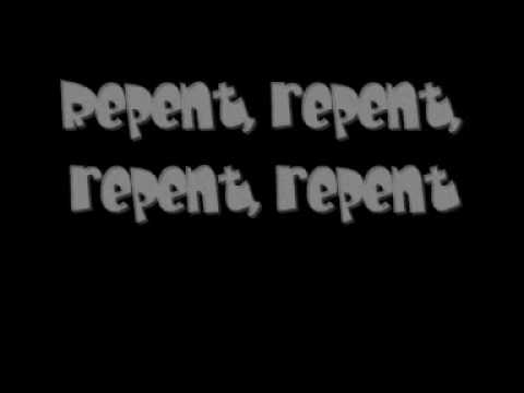 REPENT - SHAGGY (lyrics)