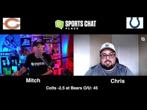 Indianapolis Colts at Chicago Bears Sunday 10/4/20 NFL Picks & Predictions Week 4  Sports Chat Place
