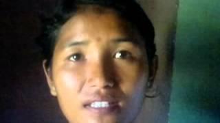 kokrajhar hindu refugee girl