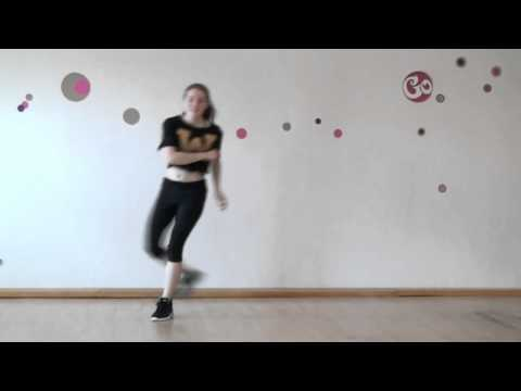 Zumba Steps – To Train at home