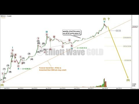 This Is His Answer To Bitcoin Cash Elliott Wave Forecast Specific Question