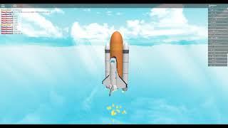 Escape Using Rocket  Roblox