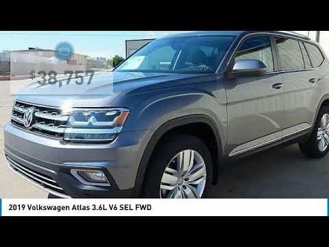 2019 Volkswagen Atlas Edmond Ok, Oklahoma City OK, Norman OK KC554883