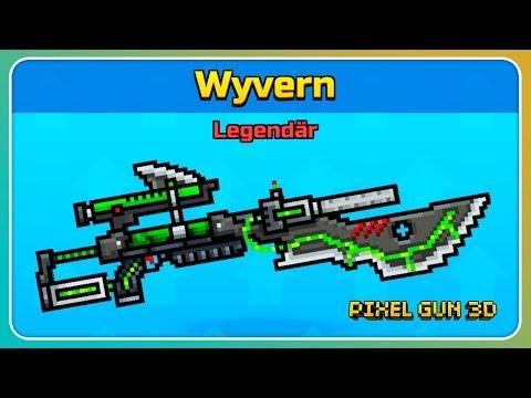 Wyvern gekauft! Sehr giftig! | Pixel Gun 3D [Deutsch]