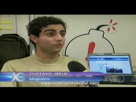c2c34ec579 Como ganhar dinheiro com seu Blog Jornal da Globo Interney - YouTube